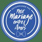logo recommandation petit mariage entre amis