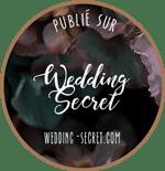 logo recommandation wedding secret pour mariage